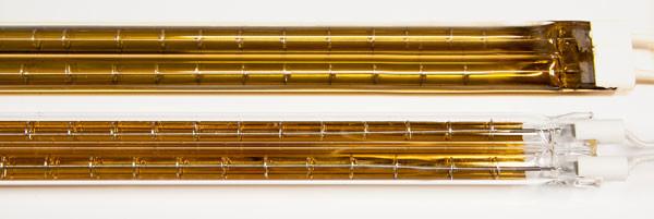 soneko twin tube gold - 2 ends